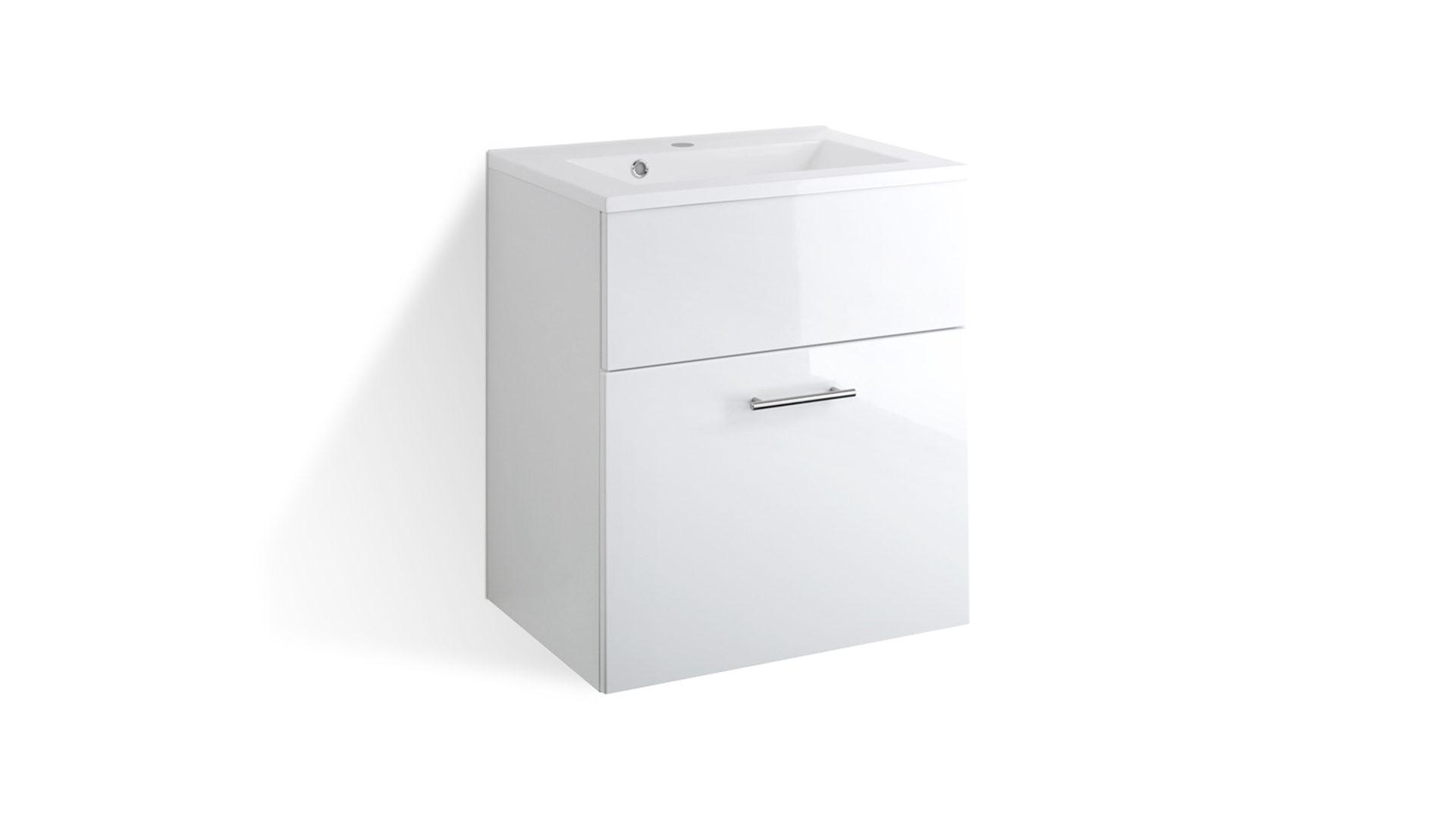 Mobel Brameyer Waschtisch Set Blanco Ein Badmobel Mit Stil